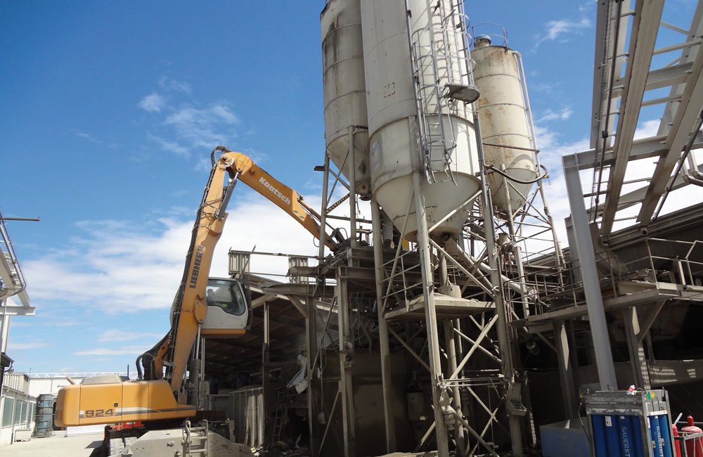 Dismantling & demolition, Kaatsch Recycling